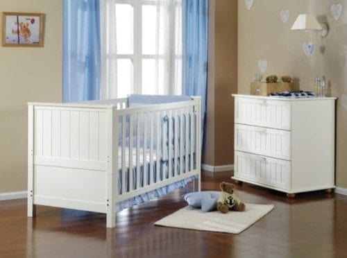 Cuna star ibaby completa