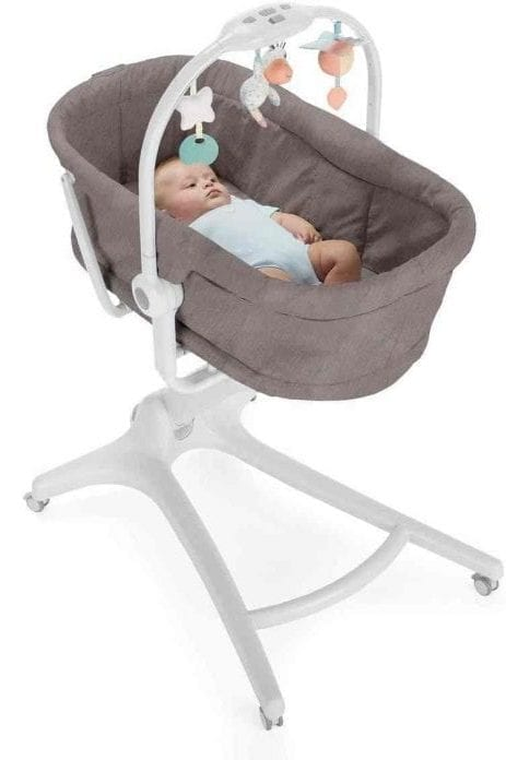 Chicco Baby hug 4en1 review